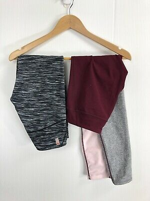 Zella Cropped & Full Length  Leggings Girls Size Large 10/12
