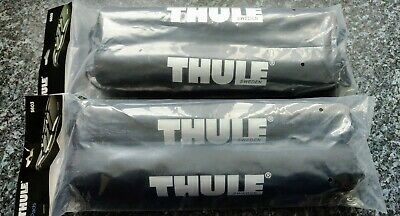 2 PAIRS New Thule 5603 Pads Pair Roof Bars Travel Surfboard Etc