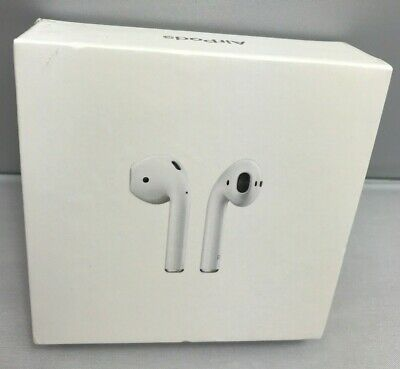Genuine Apple 2nd Generation AirPods with Wired Charging Case MV7N2AM/A