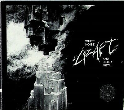 CRAFT- White Noise And Black Metal CD (2018 Digipak) Hypothermia/Shining