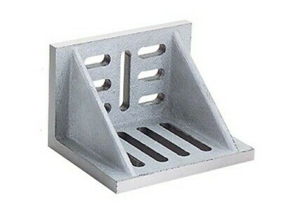 Webbed Angle Plate 12x9x8 Slotted Ground