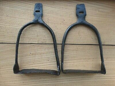 Nice Traditional Viking Horse Pair Stirrup - 9-10 AD Kievan Rus
