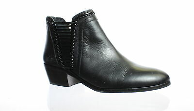 Vince Camuto Womens Pippsy Black Fashion Boots Size 9 (772083)