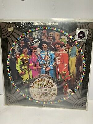 The BEATLES Sgt Peppers Lonely Hearts Club Band Picture Disc SEAX-11840 New