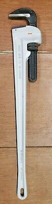 Reed Tool ARW48   Heavy Duty Aluminum Pipe Wrench, 48-Inch