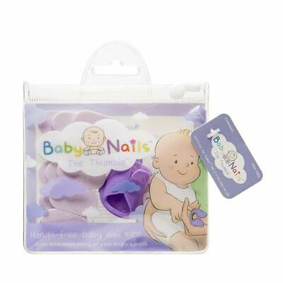 Baby NailsTM - The Wearable Baby Nail File I New Baby Standard Pack - Baby Nail