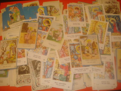 175 estampas antiguas de la Virgen santino image pieuse holy card andachtsbild