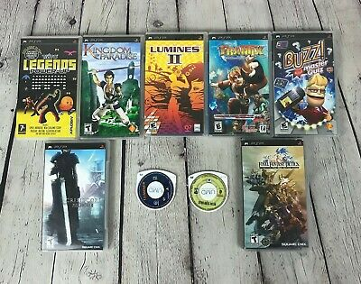 Lot of PSP Games, You Choose!