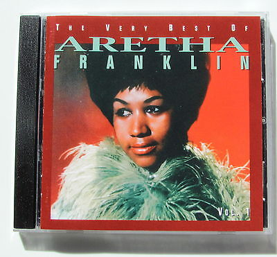 ARETHA FRANKLIN . THE VERY BEST OF . Volume 1 . CD