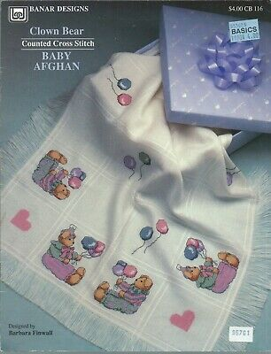 Banar Oval Keepsakes Counted Cross Stitch Patterns designed by Barbara Finwall