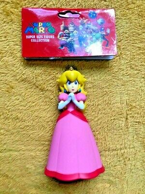 "Super Mario 5"" Action Figure - Princess Peach - NEW & SEALED"