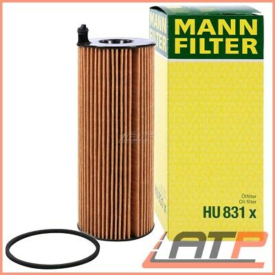 Audi Q7 4L 3.0 TDI Variant2 Genuine MANN Engine Oil Filter Service Replacement