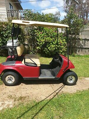 Golf Cart Car Buggy Electric Ezgo