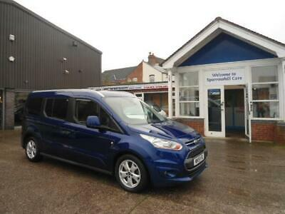 2015 Ford Grand Tourneo Connect 1.6 TDCi 115 Titanium 5dr MPV Diesel Manual