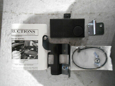 Harley Davidson Security System Smart Siren Kit - 2000-2002 Softail -68319-01
