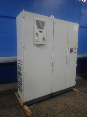 "Rittal  Electrical Cabinet W/ Air Conditioner 18"" X 70"" X 82"" 04191261244"