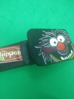 "Belt – Animal from Disney The Muppets 32"" - 36"" black"