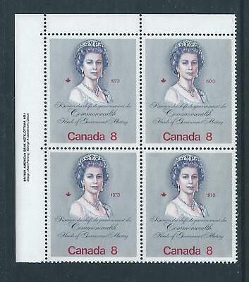 Canada #620ii UL PL BL Fluorescent Paper Variety MNH **Free Shipping**
