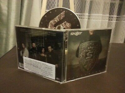SKILLET -  Victorious   (CD BRAND NEW -  PROMO INFO STICKERED)....£5.