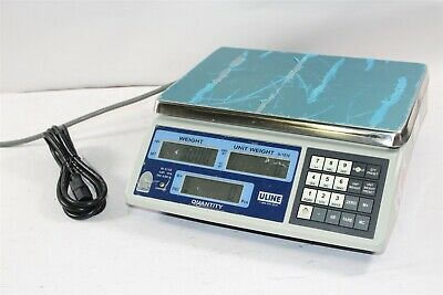 ULine H-1115 Capacity 15lbs x .001 Industrial Counting Scale