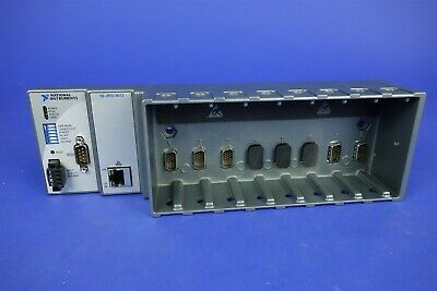 National Instruments cRIO-9073 CompactRIO 8-slot Chassis w/ Embedded Controller