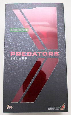 HOT TOYS 1//6 PREDATORS MMS163 NOLAND LAWRENCE FISHBURNE MASTERPIECE FIGURE