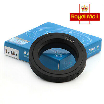 T2-EOS T2 Screw Thread Mount Lens to EOS EF EF-S Camera Adapter Rin ZPHWCPTUK ua
