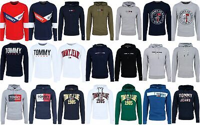 Tommy Hilfiger Herren Hoody Essential Graphic & Contemporary & Essential Logo