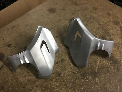 Triumph Speed Twin Standard Air Intake Covers 2018-19