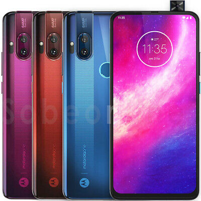 "Motorola One Hyper 128GB 4GB RAM XT2027-1 (FACTORY UNLOCKED) 6.5"" 64MP Dual Sim"