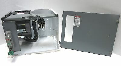 "Square D Model 6 150A Breaker Type 12"" Motor Control Feeder Bucket MCC 150 Amp"