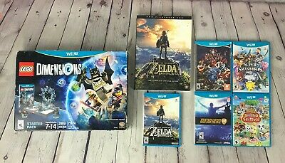 Lot of Wii U Games, You Choose!