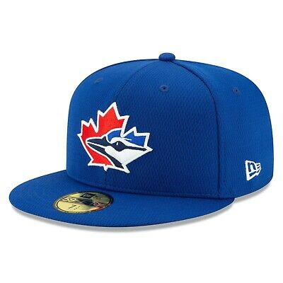 Men's New Era Royal Toronto Blue Jays 2020 Spring Training - 59FIFTY Fitted Hat