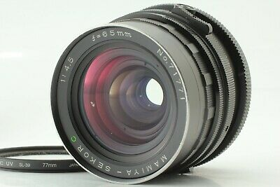 【Excellent++++】 Mamiya Sekor C 65mm f/4.5 Lens For RB67 Pro S SD From Japan 841