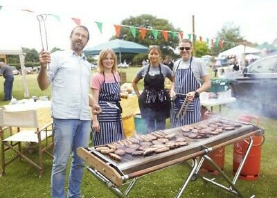 DIY Commercial BBQ - South East *FOR HIRE*