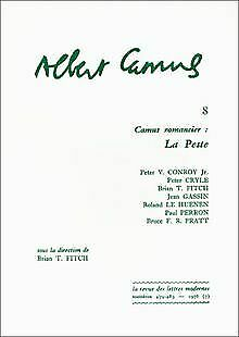 Albert Camus. Camus romancier: La Peste von Gay-Crosier,... | Buch | Zustand gut