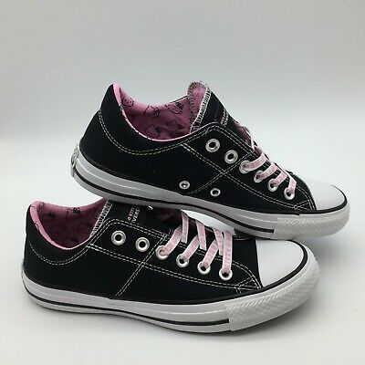 CONVERSE CTAS MADISON Ox Dusk Pink White Women's Size 9.5
