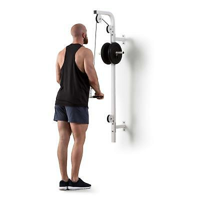 [OCCASION] Station musculation Barre de traction  murale & Barre triceps max 100
