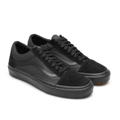 Scarpe Vans Old Skool Uc Black Uomo Donna Unisex Sneakers Skate Off The Wall