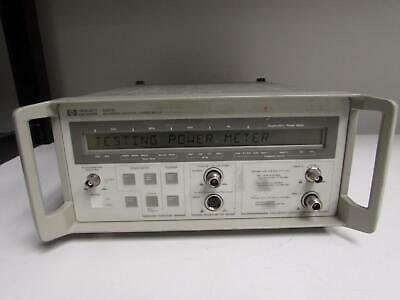 Agilent HP 5347A 20GHz Microwave Counter/Power Meter