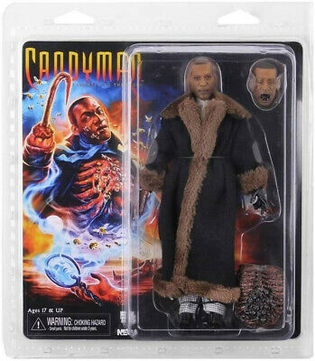 Candyman 8 Inch Action Figure Retro Clothed Series - Candyman