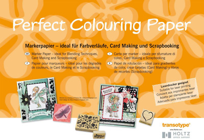 A3 Perfect Colouring Paper (50 Sheets)