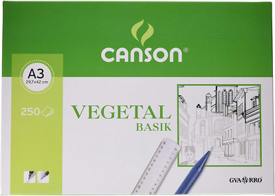 Canson 406244 – Vegetable Paper 250 Sheets