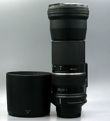 Tamron SP A011 150-600mm f/5-6.3 Di USD Lens for Sony Alpha  ((Good Condition+))
