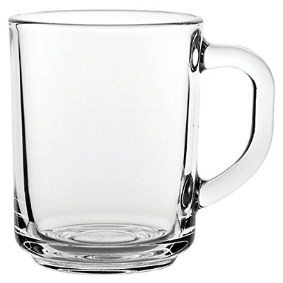 Utopia Hot Drinks and Dess, P55029-000000-B12024, Toughened Mug 8.75oz (25cl) (B
