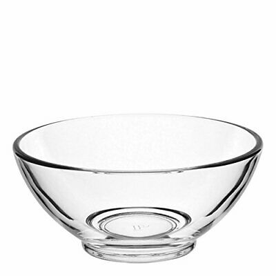 Utopia Glass Dining, P53352-000000-B06048, Aqua Small Bowl 6oz (16cl) (Box of 48