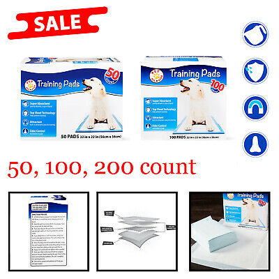 Home Pet Training Pads Puppy Cat Waste Absorbent Pad Odor Dog Catty Pee Sheet