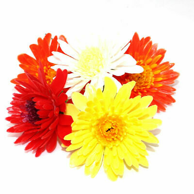 Mini Chrysanthemum Artificial Flowers Mothers Day Craft Floral Displays Wreaths