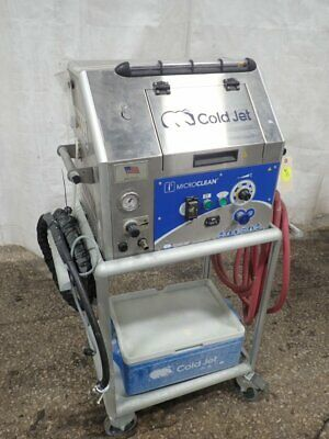 Cold Jet  Microclean Dry Ice Blaster   12191420069