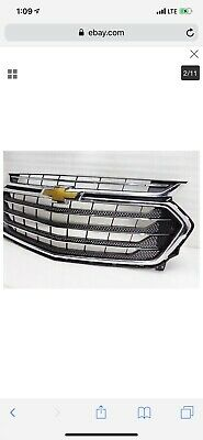 2018 2019 2020 Chevy Chevrolet Traverse Front Upper Grille Grill OEM Mint